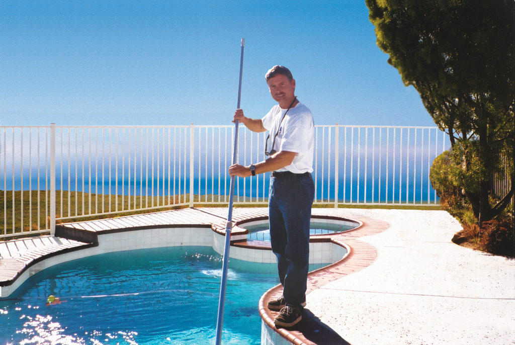 Stephen Fowler Owner Of Coastal Pool And Spa